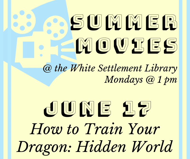 June 17 How to Train Your Dragon Hidden World