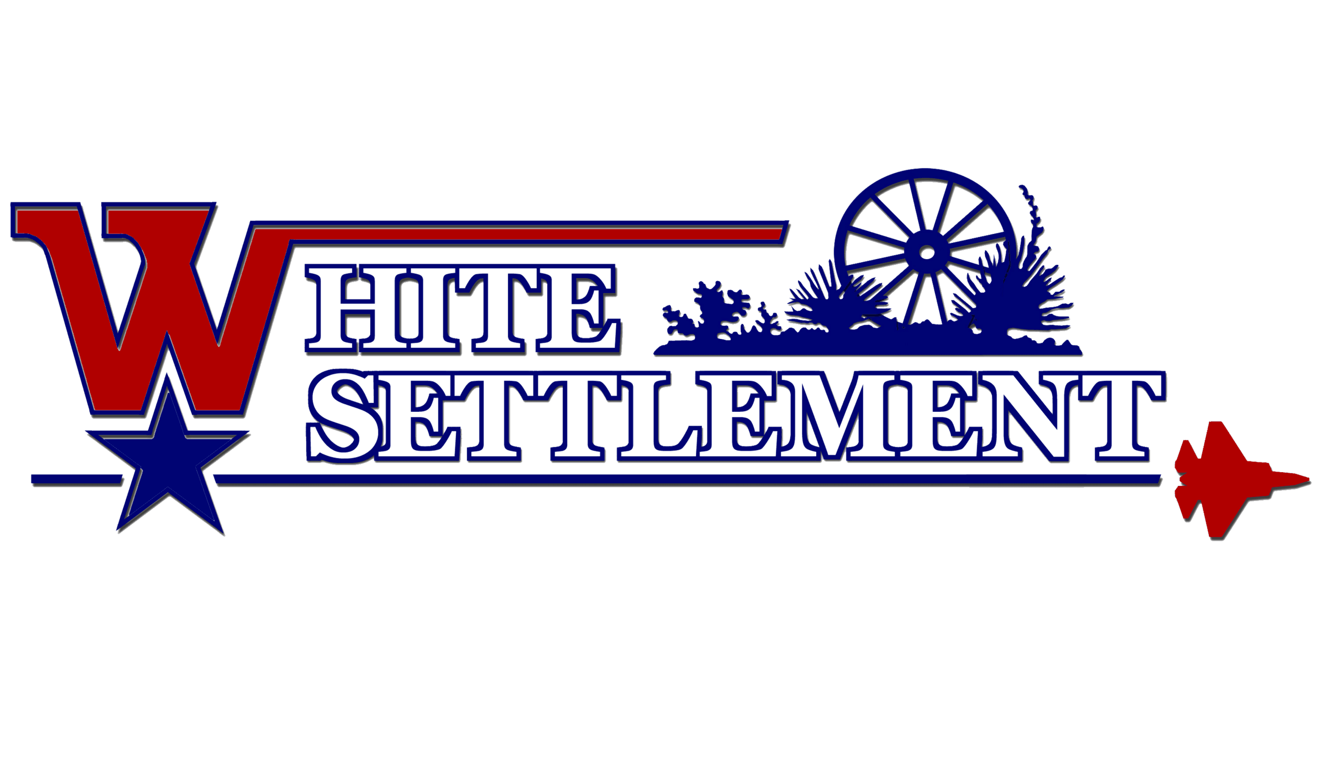 White Settlement Logo